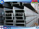 Viga galvanizada modificada para requisitos particulares del acero I para la construcción (SSW-IB-001)