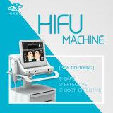 Instrumento qualificado Ce da beleza de Hifu para o elevador de face e a remoção do enrugamento