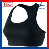 Cheap Blank Min Order Gray Womens Sports Tops Coletes