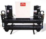 水源のヒートポンプ(AC総合熱湯システム)