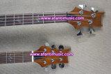 Fotorezeptoren reden an,/Mahagonikarosserie u. Stutzen,/Afanti elektrische Gitarre (APR-079)