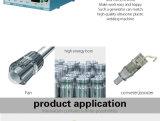 soldadora plástica del ultrasonido de la carga electrónica 20kHz