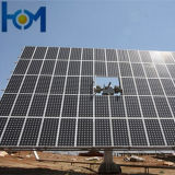 3.2mm Tempered Arc Super White Solar Glass per il PV Module