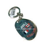 Carro Keychain do presente da liga do zinco da promoção