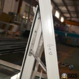 Indicador de alumínio revestido do toldo do perfil do pó da alta qualidade, indicador de alumínio, indicador de alumínio, indicador K05023