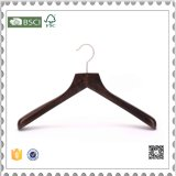 De houten Hanger van het Kostuum van de Kleerhanger voor Vertoning