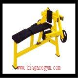 Estocada comercial de la posición en cuclillas de la gimnasia del equipo de la aptitud