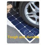 High Efficiency Panel semi-flexible Sunpower solaire