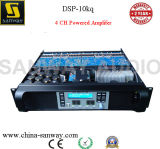 Amplificatore di potere di karaoke di DSP-10kq 4channels Digitahi