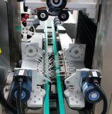 Máquina de etiquetas automática da luva do Shrink do frasco