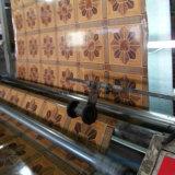 Plancher gravé en relief de PVC de support de feutre de couvre-tapis de pièce de monnaie