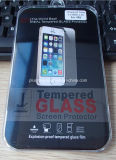 Protetor superior da tela do vidro Tempered de telefone 9h móvel para o iPhone