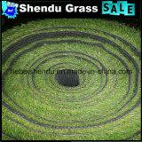 Декоративная искусственная трава с 15750turt высотой плотности 25mm