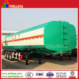 3つの車軸45000L Fuel Tanker Semi Trailer