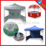 3X3m Outdoor Pop-up pop-up publicitaire pliable