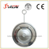 Stainless Steel CF8m Thin Type Single Disc Check Valve
