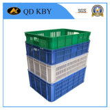 Caixote de plástico K91 para vegetais e frutas