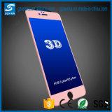 전화 부속 나노미터 실크 인쇄 더하기 iPhone 6/6를 위한 반대로 파란 가벼운 스크린 프로텍터