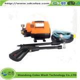 Máquina portable de la limpieza del parabrisas del hogar
