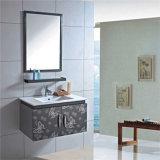 Китай сделал классицистическую ванную комнату нержавеющей стали утонуть шкафы