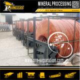 Máquina favorable al medio ambiente No Energía espiral Concentrador de Oro Wash