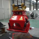 Collegamento idraulico di consolidamento, costipatore del piatto per l'escavatore