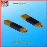 Pin d'ottone di Plug per Adapter europeo (HS-BS-06)