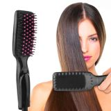 Équipement de salon de coiffure Professional Hair Brush Straightener