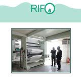 La capa doble de la alta calidad etiqueta el papel disponible del sintético del PE
