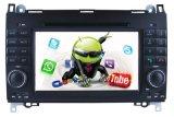 Androïde 5.1/1.6 GHz Draagbare GPS van de Auto DVD van de Speler DVD voor Benz a/B 2012 van Mercedes voordien met WiFi Aansluting Hualingan