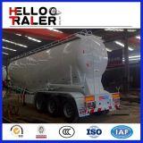 3 차축 30cbm 대량 시멘트 힘 탱크 트레일러