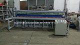 Equipo de doblez de la hoja plástica automática Zw5000