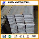 Barre en acier plate douce de longueur normale de la structure 5.8m de la GB Q195