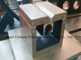Цилиндр квадрата гранита высокой точности