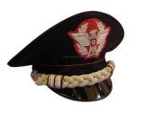 手の刺繍の帽子の警察の軍隊の帽子