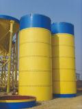 скрепленное болтами 200t силосохранилище цемента для конкретного завода серии