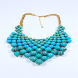 New Item Glass Acrylic Beads Fashion Jewellery Set Earring Bracelet Necklace