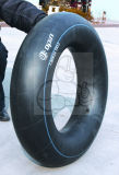 Pneumático butílico da motocicleta do tubo interno do pneu de Qingdao Mortocycle sem câmara de ar