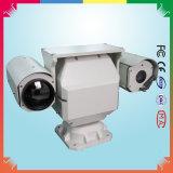 Laser do IR da montagem do veículo/câmera térmica com PTZ