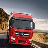 Beiben Gebruikend Weichai Motor 380HP de Vrachtwagen van de Tractor van 50 Ton