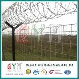 Frontière de sécurité en accordéon de prison de fil de rasoir/frontière de sécurité fil de rasoir /Security Wireiso 9001