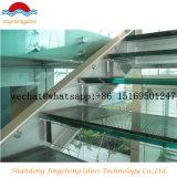 4.38-80mm strukturelles Glas mit 0.38-2.28 Zwischenlage der Stärken-PVB