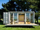 Casa modular del envase de acero móvil