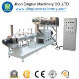 Máquinas de naufrágio do alimento de peixes/extrusora/equipamento com GV