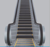 600mm, 800mm, escada rolante pesada de Vvvf da largura da etapa de 1000mm
