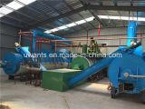 Maquinaria da produção do fertilizante da eficiência elevada