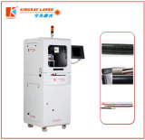 Inscription de laser de fibre de câble et machine de gravure de laser