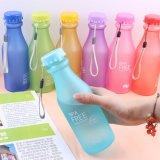 il colore BPA a perfetta tenuta portatile della caramella 550ml libera la bottiglia di acqua