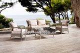 Muebles al aire libre hechos a mano de la rota del PE