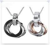De Halsband van het Roestvrij staal van de Juwelen van de Tegenhanger van de manier (NK667)